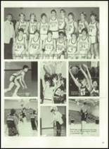 1986 Minooka High School Yearbook Page 84 & 85