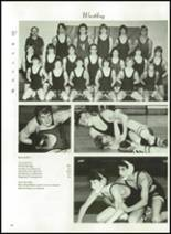 1986 Minooka High School Yearbook Page 88 & 89