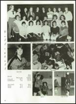 1986 Minooka High School Yearbook Page 92 & 93