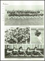 1986 Minooka High School Yearbook Page 100 & 101