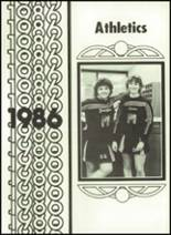 1986 Minooka High School Yearbook Page 104 & 105