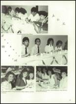 1986 Minooka High School Yearbook Page 110 & 111