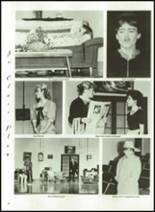 1986 Minooka High School Yearbook Page 114 & 115