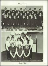1986 Minooka High School Yearbook Page 126 & 127