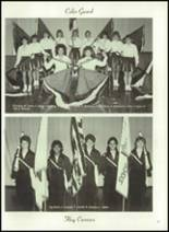 1986 Minooka High School Yearbook Page 130 & 131