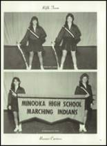1986 Minooka High School Yearbook Page 132 & 133