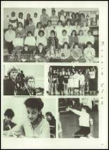 1986 Minooka High School Yearbook Page 142 & 143