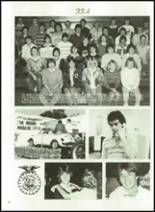 1986 Minooka High School Yearbook Page 144 & 145