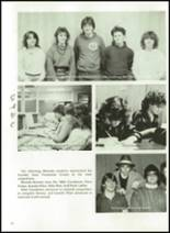 1986 Minooka High School Yearbook Page 148 & 149