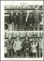 1986 Minooka High School Yearbook Page 156 & 157