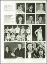 1986 Minooka High School Yearbook Page 160 & 161