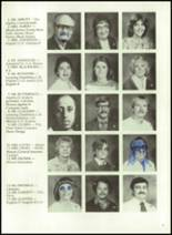 1986 Minooka High School Yearbook Page 164 & 165