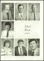 1986 Minooka High School Yearbook Page 166 & 167