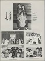 1987 Paden High School Yearbook Page 14 & 15