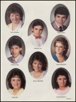 1987 Paden High School Yearbook Page 22 & 23