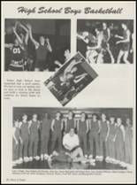 1987 Paden High School Yearbook Page 38 & 39
