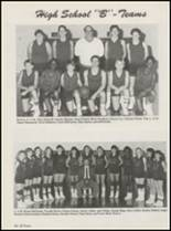 1987 Paden High School Yearbook Page 40 & 41