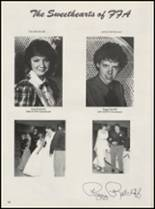 1987 Paden High School Yearbook Page 46 & 47