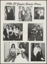 1987 Paden High School Yearbook Page 66 & 67