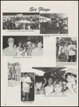 1987 Paden High School Yearbook Page 70 & 71