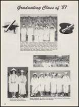 1987 Paden High School Yearbook Page 74 & 75
