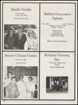 1987 Paden High School Yearbook Page 88 & 89