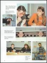 2001 Liberty Junior-Senior High School Yearbook Page 10 & 11
