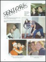 2001 Liberty Junior-Senior High School Yearbook Page 12 & 13