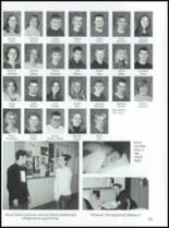 2001 Liberty Junior-Senior High School Yearbook Page 26 & 27