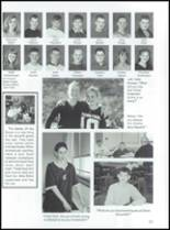 2001 Liberty Junior-Senior High School Yearbook Page 34 & 35