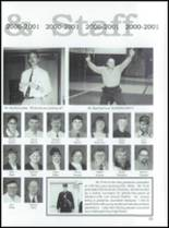 2001 Liberty Junior-Senior High School Yearbook Page 36 & 37