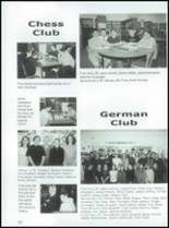2001 Liberty Junior-Senior High School Yearbook Page 54 & 55