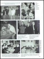 2001 Liberty Junior-Senior High School Yearbook Page 56 & 57