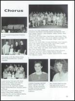 2001 Liberty Junior-Senior High School Yearbook Page 58 & 59
