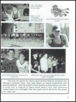 2001 Liberty Junior-Senior High School Yearbook Page 62 & 63