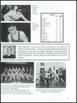 2001 Liberty Junior-Senior High School Yearbook Page 80 & 81
