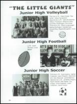2001 Liberty Junior-Senior High School Yearbook Page 88 & 89