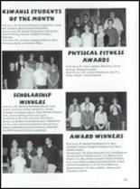 2001 Liberty Junior-Senior High School Yearbook Page 96 & 97