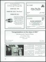 2001 Liberty Junior-Senior High School Yearbook Page 100 & 101