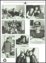 1993 Summit K-12 School Yearbook Page 34 & 35