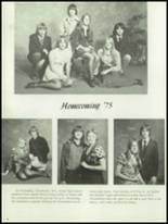 1976 Wynot Public High School Yearbook Page 10 & 11