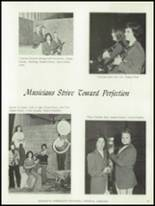 1976 Wynot Public High School Yearbook Page 20 & 21