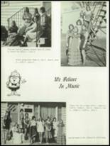 1976 Wynot Public High School Yearbook Page 22 & 23