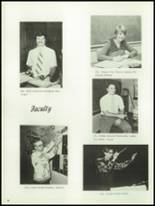 1976 Wynot Public High School Yearbook Page 28 & 29