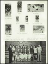 1976 Wynot Public High School Yearbook Page 40 & 41