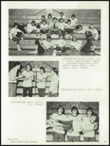 1976 Wynot Public High School Yearbook Page 42 & 43