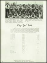1976 Wynot Public High School Yearbook Page 44 & 45