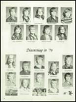 1976 Wynot Public High School Yearbook Page 54 & 55
