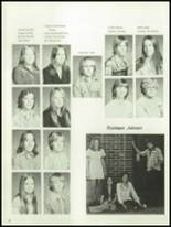 1976 Wynot Public High School Yearbook Page 56 & 57