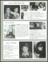 1986 Eaglebrook School Yearbook Page 16 & 17